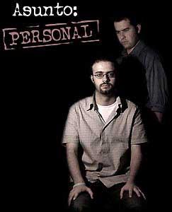 Asunto Personal - Carátula