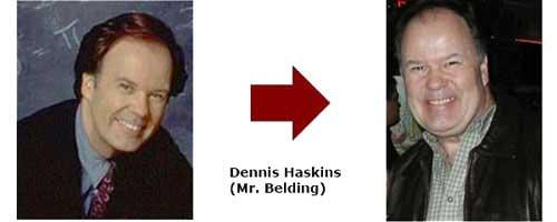 Dennis Haskins - Mr. Belding