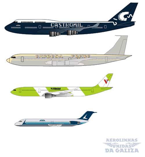 Aerolinhas Unidas Da Galiza