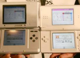 Nintendo DS ¿el gadget del año?