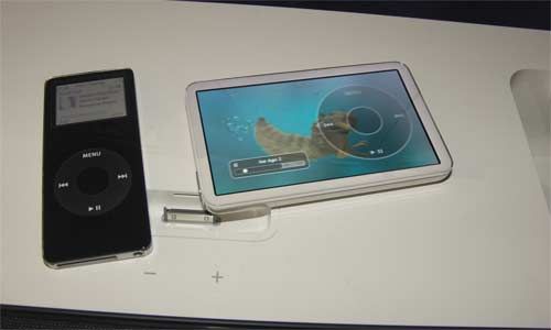 ¿iPod video?