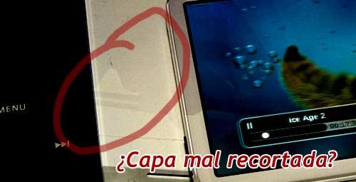 iPod video - Error en el fake