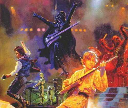 Star Wars Rock