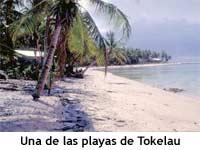 Tokelau - Playa