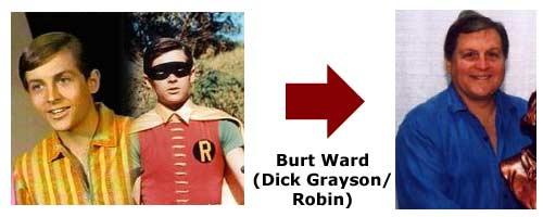 Burt Ward - Robin