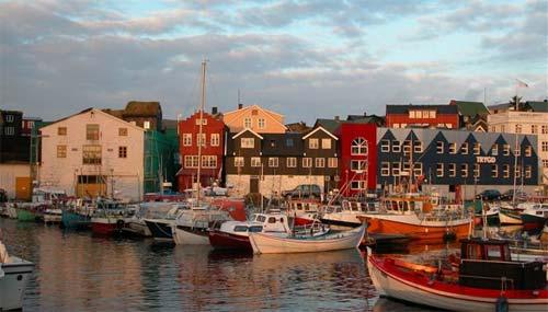 Islas feroe - Thorshavn