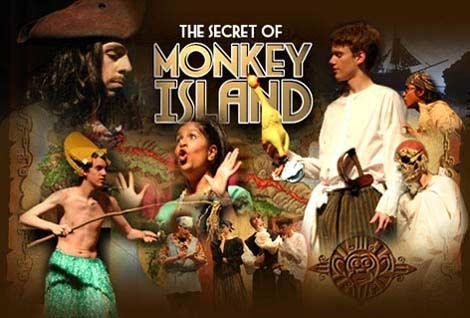 Monkey Island - La obra teatral