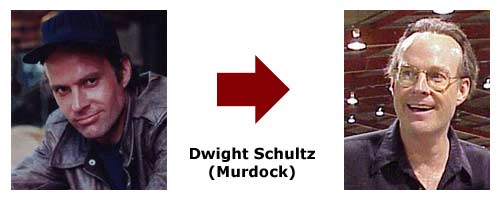 Murdock - Dwight Schultz