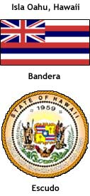 Oahu - Banderas