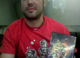 Entrevista a Ciro Altabás, director de 'DVD'