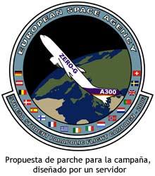 Novena campaña de vuelo parabólico