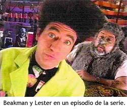 Beakman y Lester