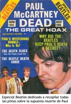 Paul McCartney Hoax Magazine