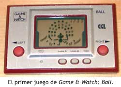 Game & Watch - Ball