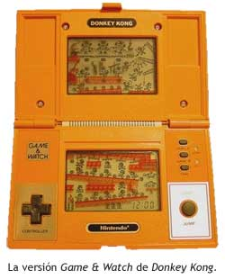 Game & Watch - Donkey Kong