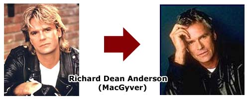 Richard Dean Anderson - MacGyver