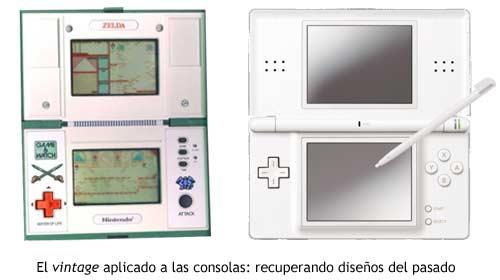 Game & Watch y Nintendo DS, parecidos razonables