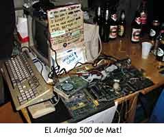 El Amiga 500 de Mat!