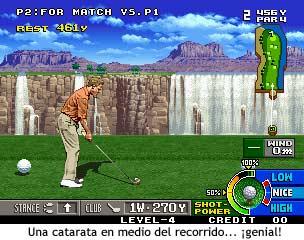 Neo Turf Masters - Catarata