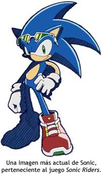 Sonic en 2006