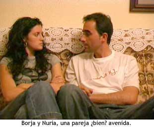 QVMT - Borja y Nuria
