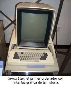 Xerox Star, el primer ordenador con interfaz gráfica de la historia.