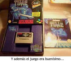 Caja del Illusion of Time