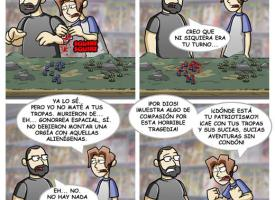 Haciendo trampas en Warhammer 40.000