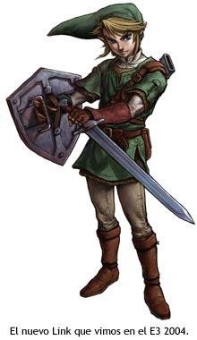 Zelda en el E3 de 2004