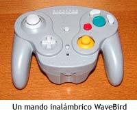 Mando inalámbrico WaveBird de Nintendo GameCube