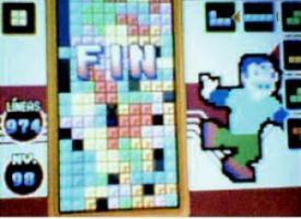 Las piezas del Tetris