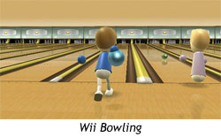 Wii Sports - Wii Bowling