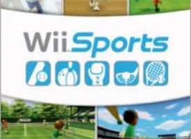Jugando a Wii Sports