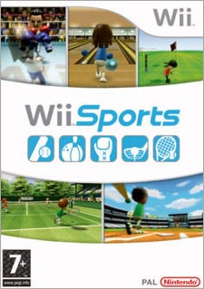 Wii Sports - Carátula del juego