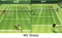 Wii Sports - Wii Tennis