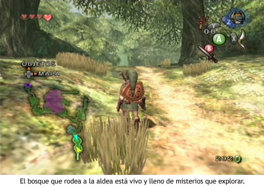 Twilight Princess - Bosque