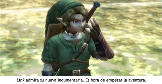 Twilight Princess - Ropajes