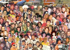 Collage de los 80