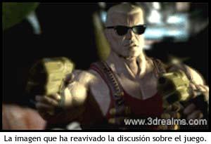 Duke Nukem Forever - Imagen ingame 2007