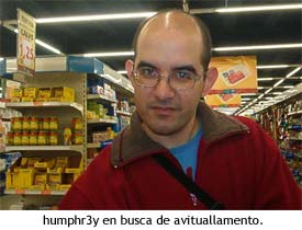 Humphr3y de avituallamiento
