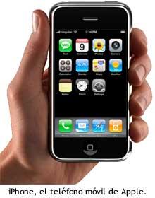 iPhone, el teléfono de Apple