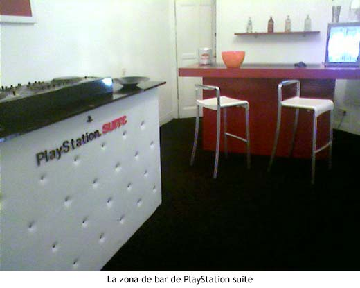 PlayStation suite - Bar