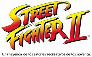 Logotipo de Street Fighter II