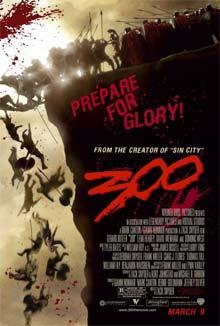 Cartel de la película 300