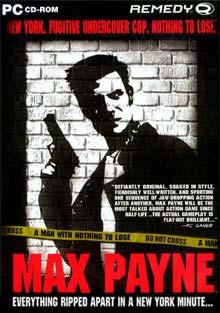 Carátula de Max Payne