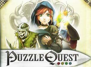 Carátula de Puzzle Quest