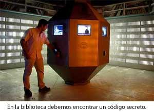 Négone - Biblioteca