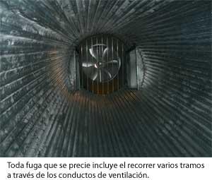 Négone - Conductos de ventilación