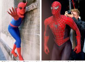 Las películas de Spider-man de los 70