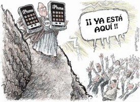 El iPhone ha llegado